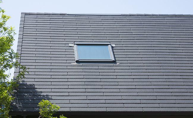 屋根カバー工法(重ね葺き)