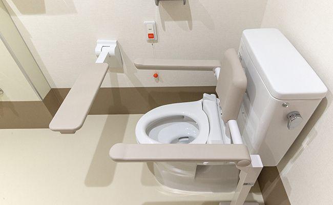 トイレのスペース拡張リフォーム