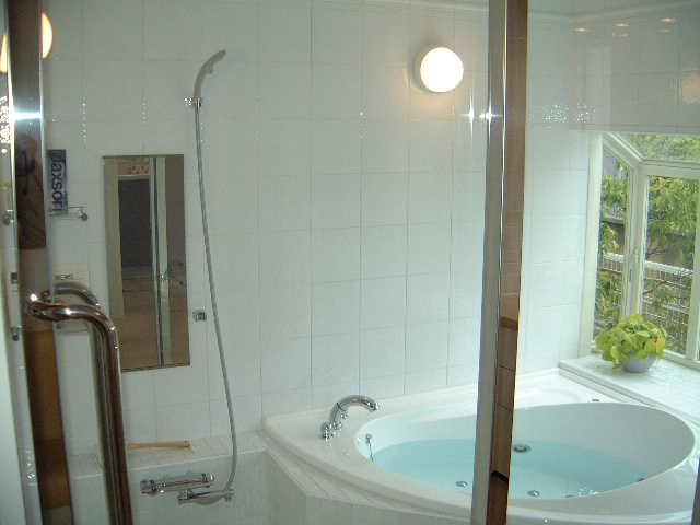 在来浴室の改装