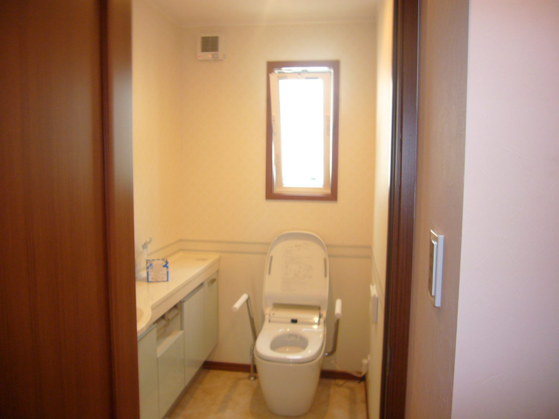 トイレのバリアフリーリフォーム